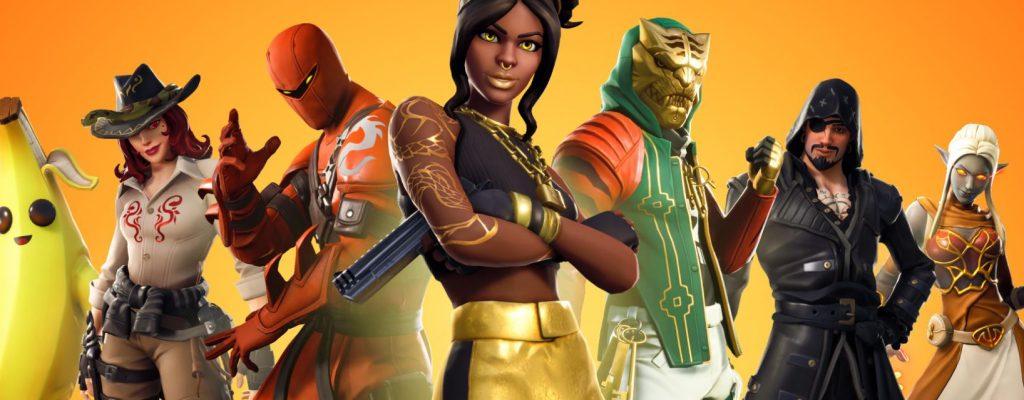 Fortnite: Liste aller Skins und Cosmetics im Battle Pass zu Season 8