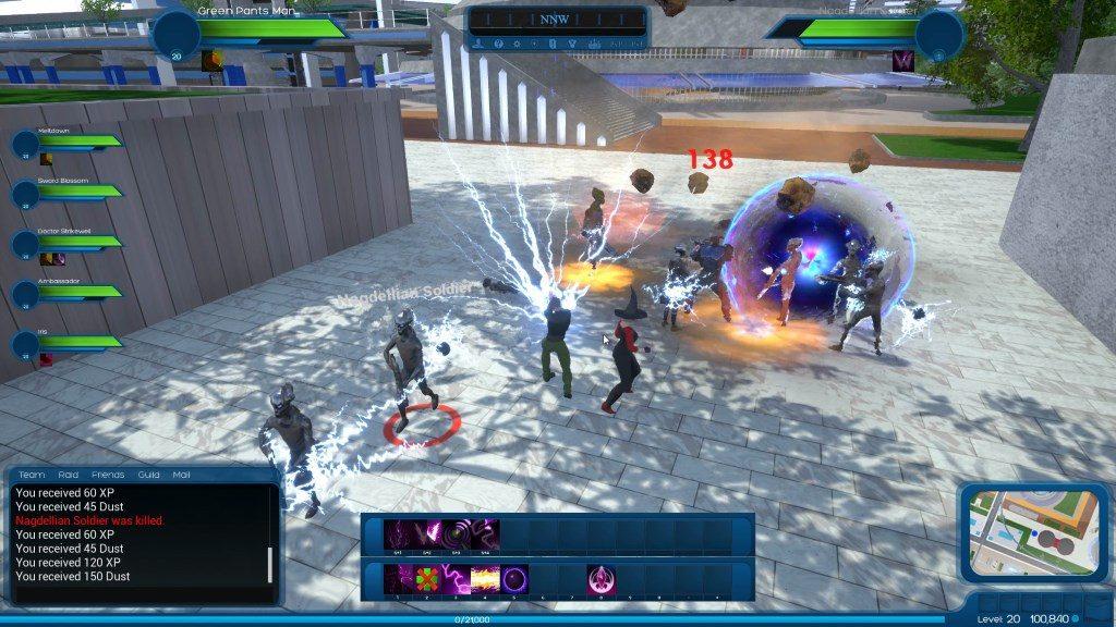 Ship of Heroes Screenshot 1
