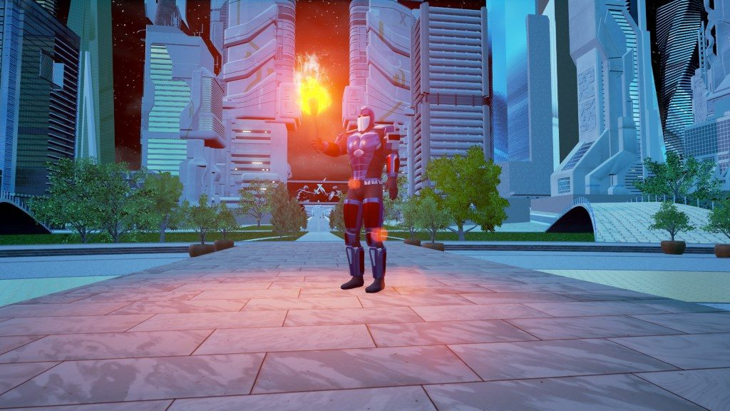 Ship of Heroes Screenshot 2