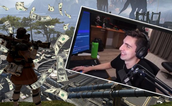 Shroud Apex Legends Geld