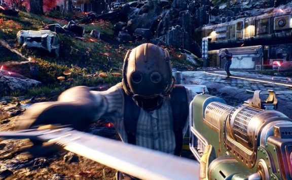 The Outer Worlds Screenshot 1