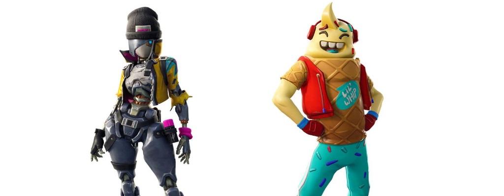 Fortnite Leaked Skins aus 7.40: Diese Outfits sind bald im Shop