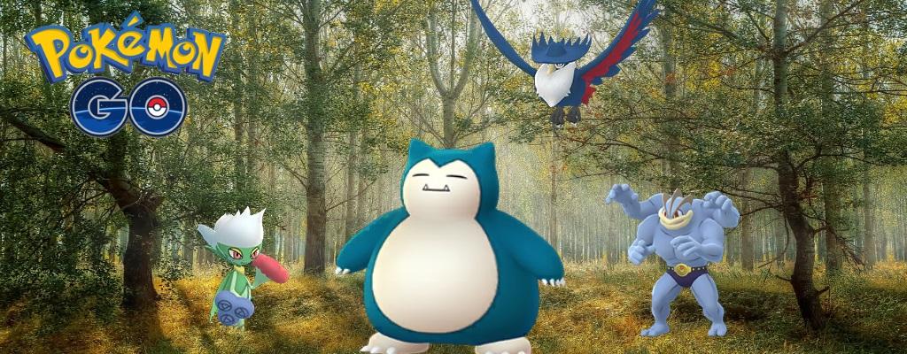 Pokémon GO: Diese Pokémon wurden mit neuen Attacken nun stärker