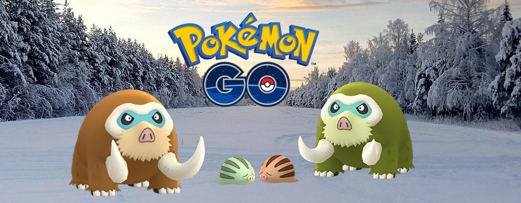 Pokémon GO: Deshalb solltet ihr eure Mamutel hochleveln