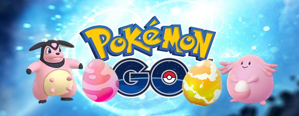 Pokémon GO: Die neuen Raid-Bosse zum Valentinstag und ihre Konter