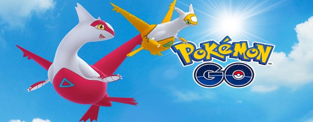 Pokémon GO verlängert die Raid-Zeit von Latias – Deshalb ist das gut