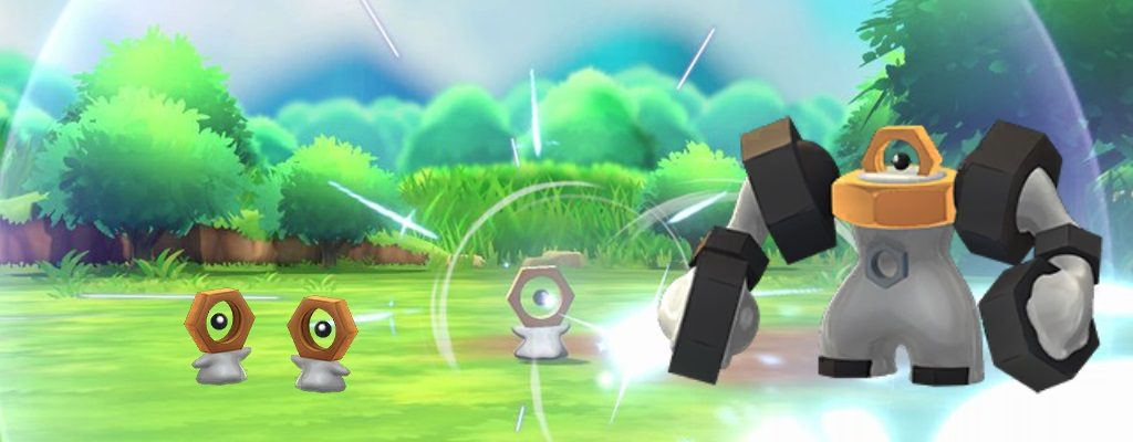 Meltan Melmetal Pokemon GO