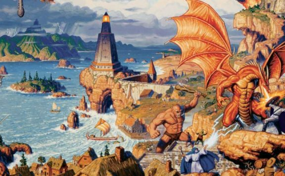 Ultima Online Artwork