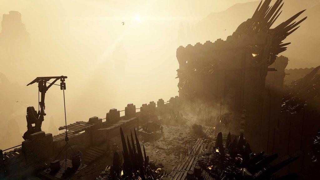 Warhammer Vermintide 2 Winds of Magic Screenshot Goldadern auf der Karte