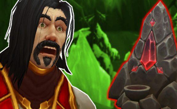 World of Warcraft Paladin Face Jewelcrafting