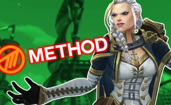 WoW Jaina Method Logo