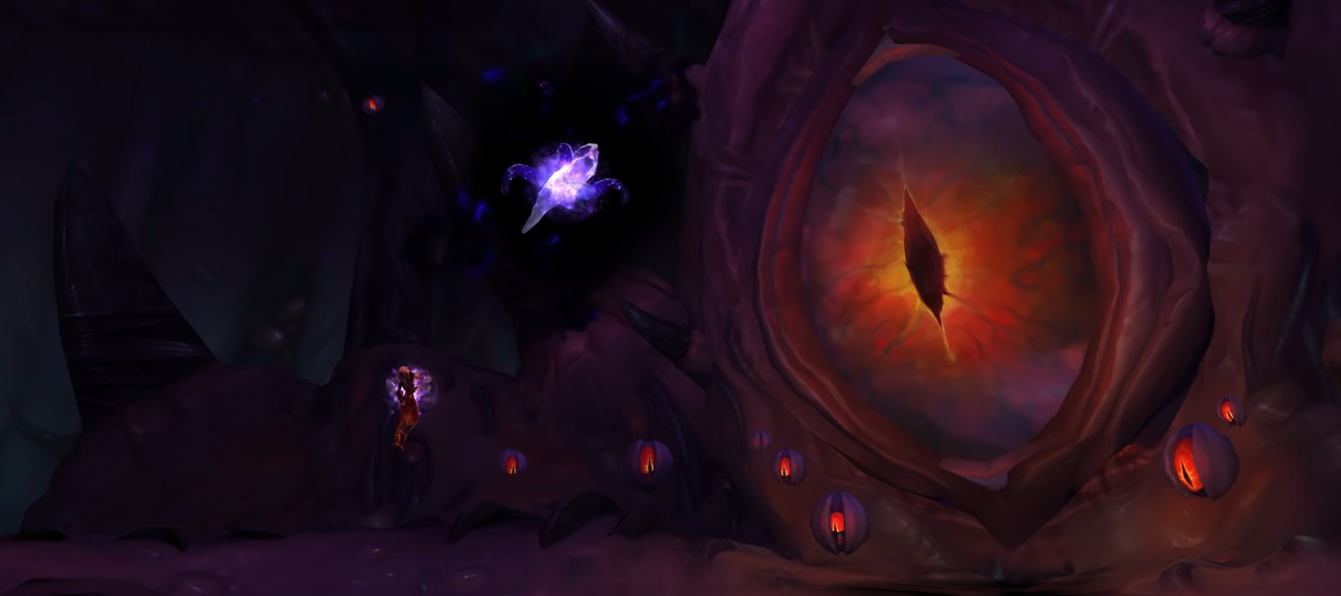 WoW Nzoth Eye huge