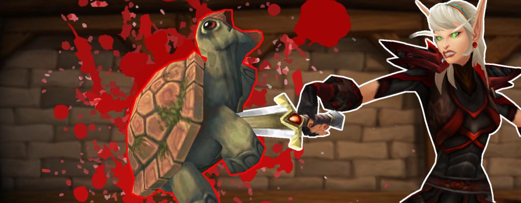 WoW: In Patch 8.1.5 müsst ihr Baby-Schildkröten ermorden
