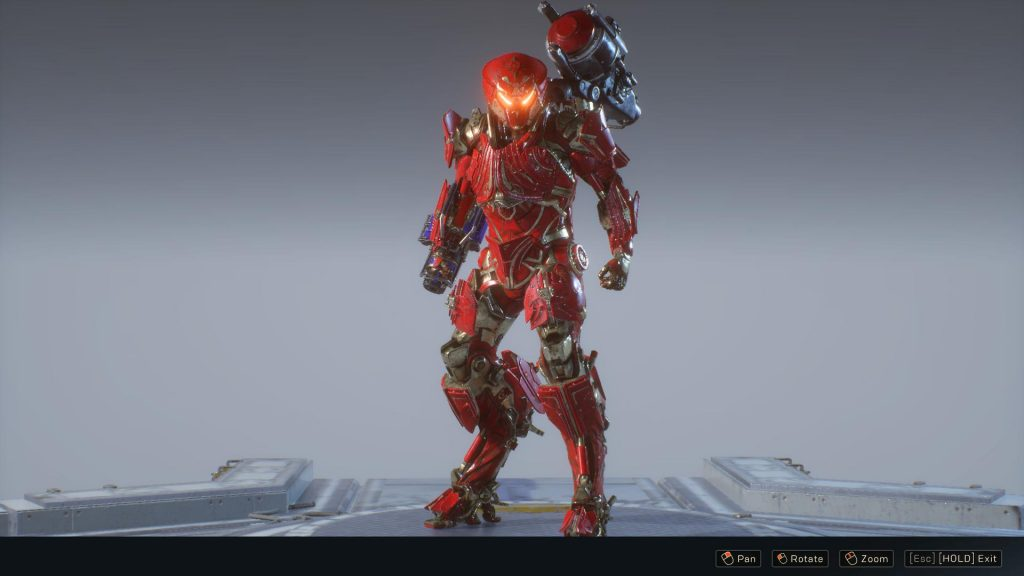 Anthem Javelin Bug Ranger