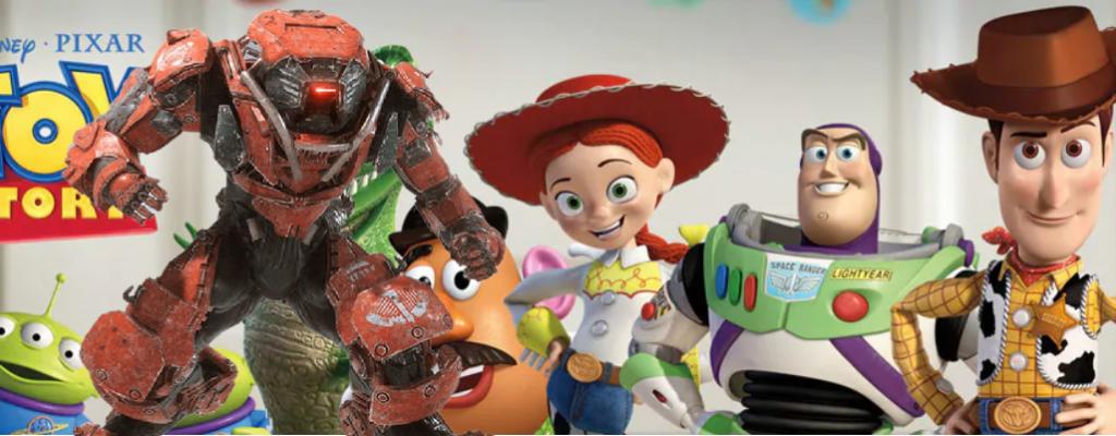 """Anthem: So lasst ihr euren Javelin wie ein """"Toy-Story""""-Spielzeug aussehen"""