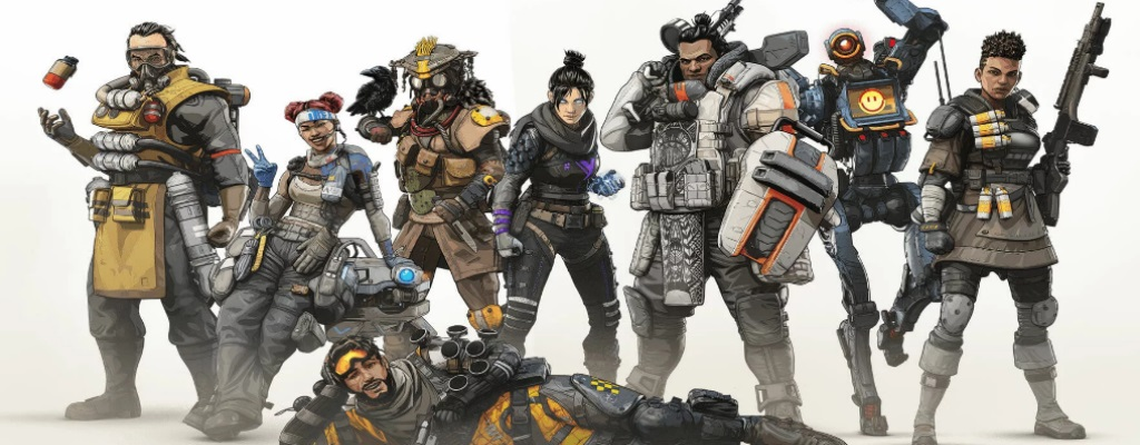 Alle Legenden von Apex Legends im Ranking – Tier List