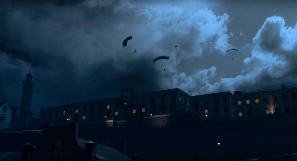 Blackout Alcatraz