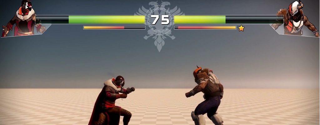 Ja, in diesem Destiny-Kampfspiel von Bungie prügeln sich Shaxx und Ikora