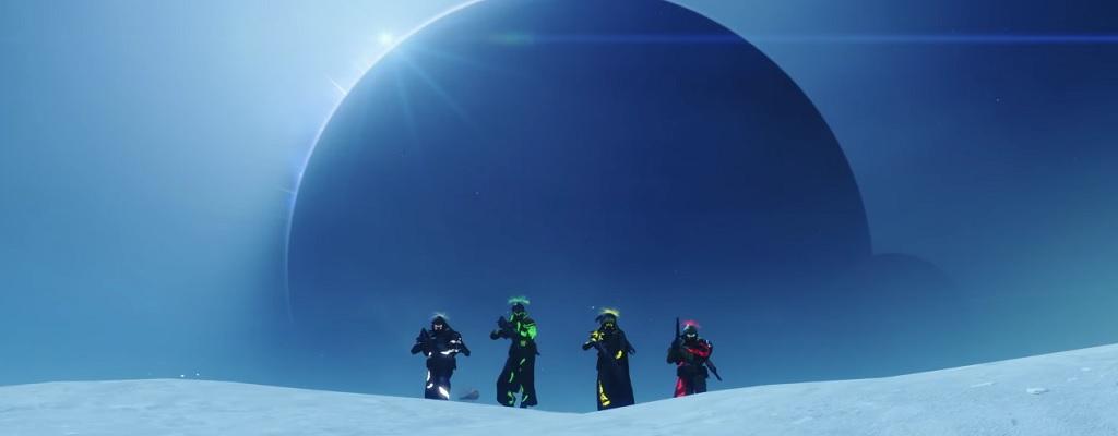 Destiny 2: Jahrespass-Besitzer kriegen von Xur bald eine Einladung der Neun