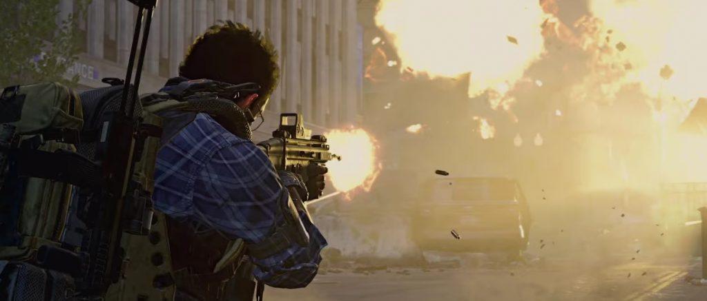 division-agent-feuer-schuss