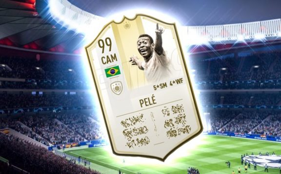 fifa 19 pele prime icon moment