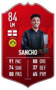 Jadon Sancho auf der falschen Position