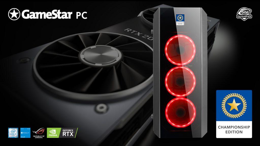 Die GameStar PC Championship Edition beinhaltet die neuen RTX-Karten von Nvidia.