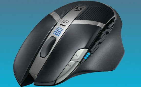 Logitech G602 Gaming Maus Angebot bei Amazon