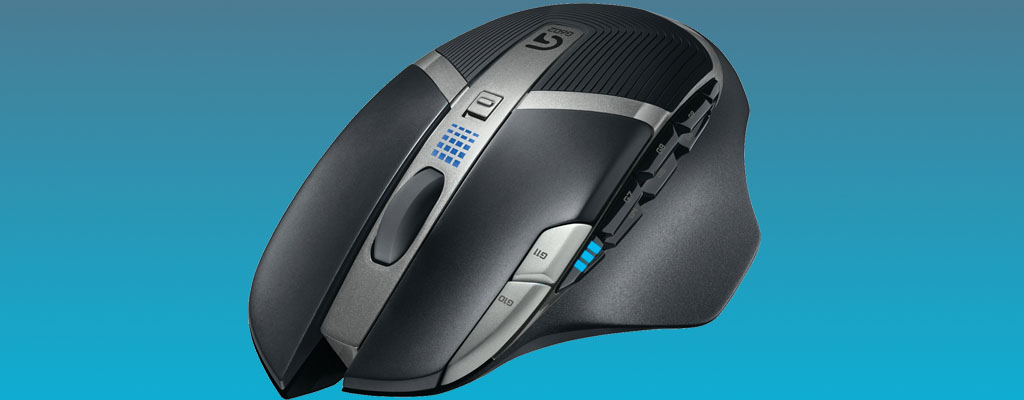 Logitech G602 Wireless Gaming-Maus zum Bestpreis
