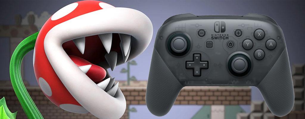 Gönn-Dir-Dienstag: Switch Pro-Controller Bundle mit Smash Bros.