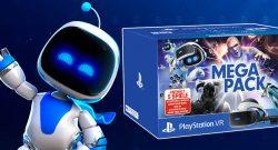 PlayStation VR Megapack mit fünf Spielen im Angebot.