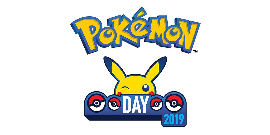 Pokémon Day Logo