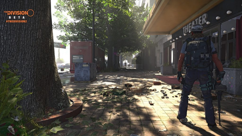 division 2 screenshot beta