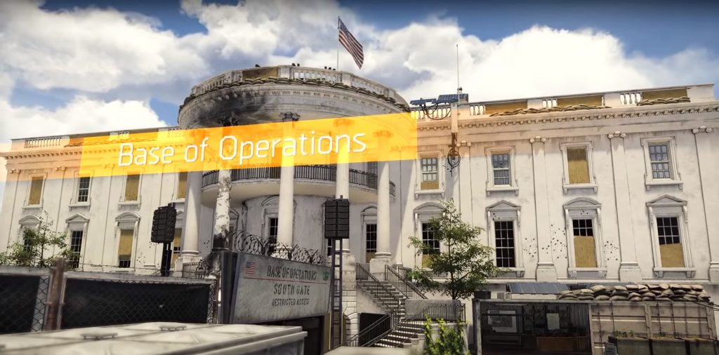 the division 2 weißes haus