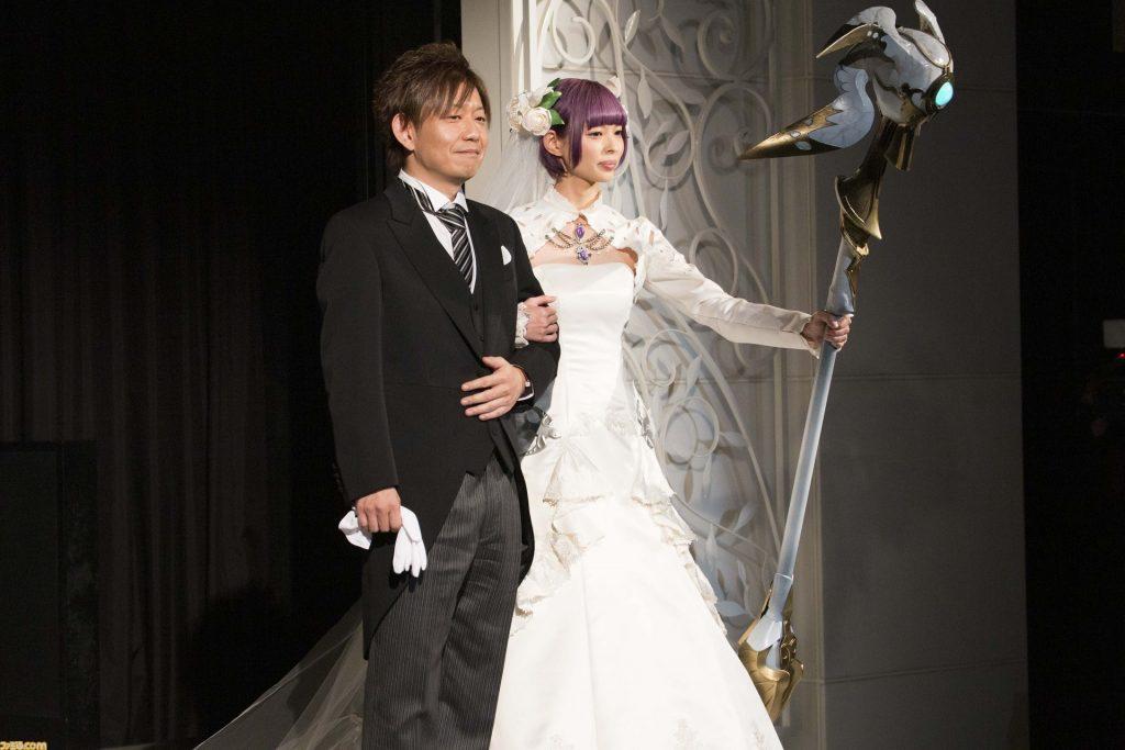 final fantasy xiv yoshida und die braut