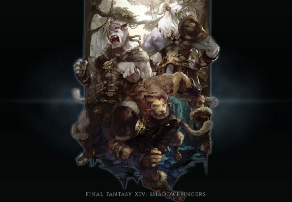 final fantasy xiv shadowbringers hrothgar volk