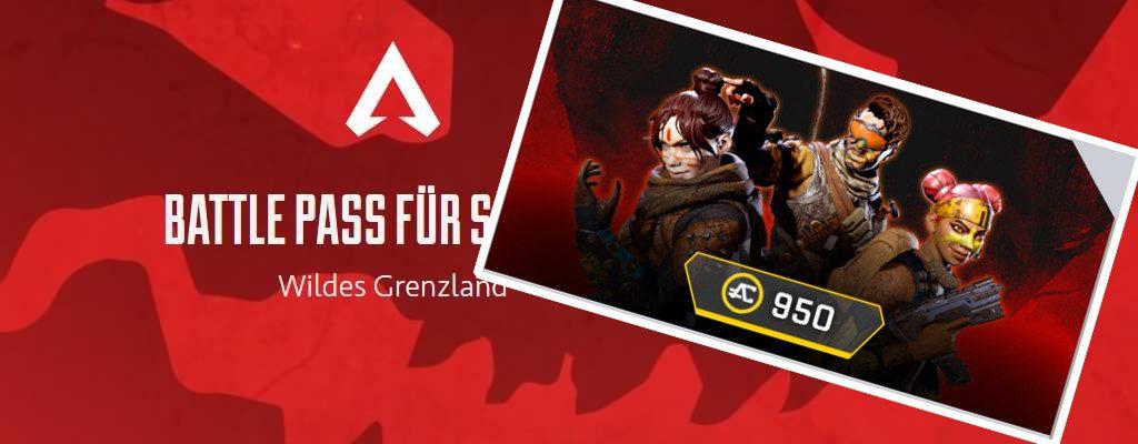 Apex Legends Battle Pass 1 Titel