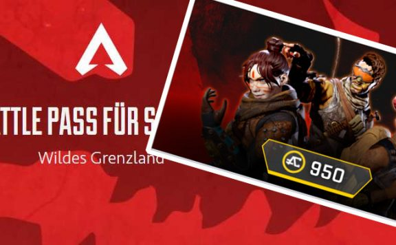 Apex Legends Battle Pass 1 Titel