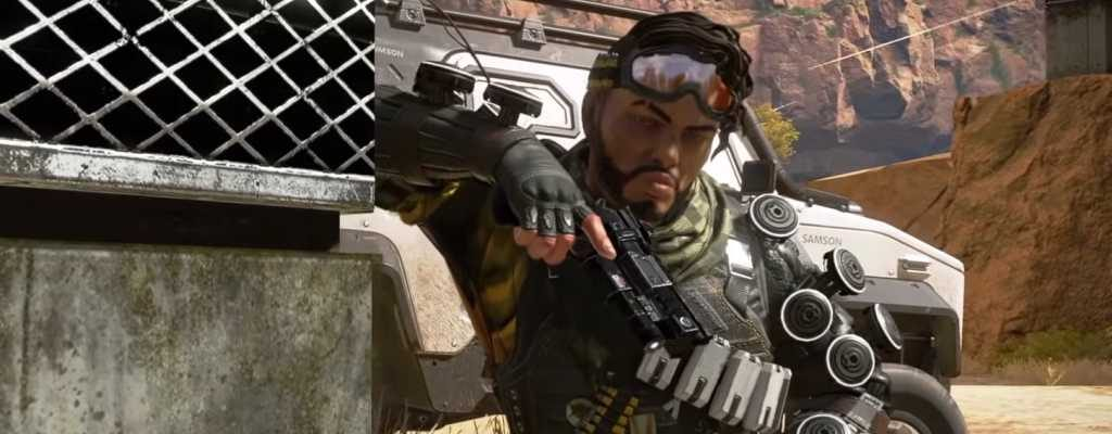 Apex Legends Mirage Kussmund trailer titel