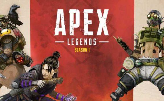 Apex Legends Season 1 Titel