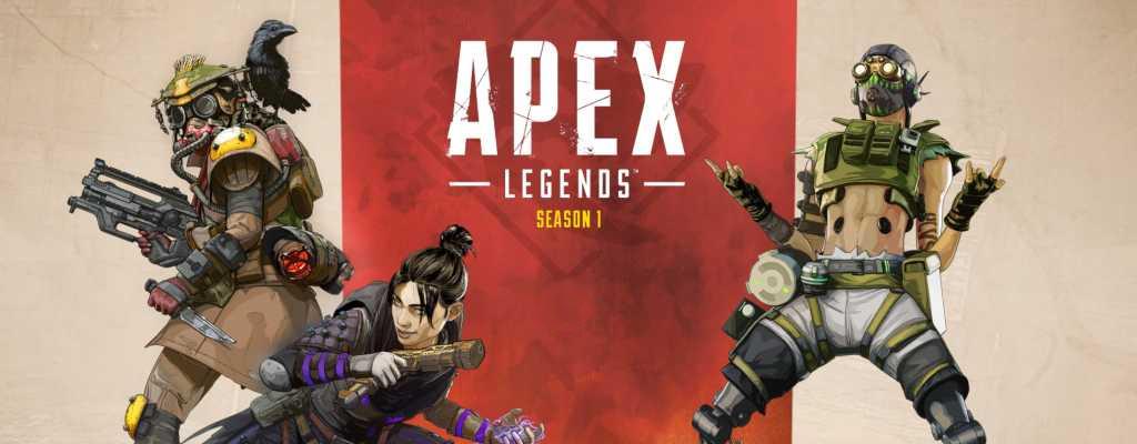 Alles zum Start des 1. Battle Pass in Apex Legends – Patch Notes zu Season 1