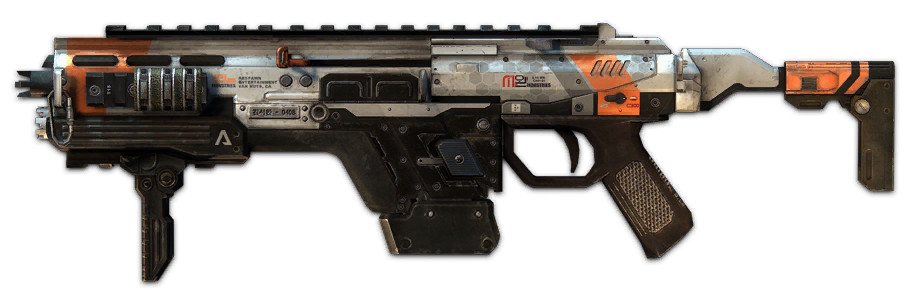 Apex Legends Titanfall 2 CAR SMG