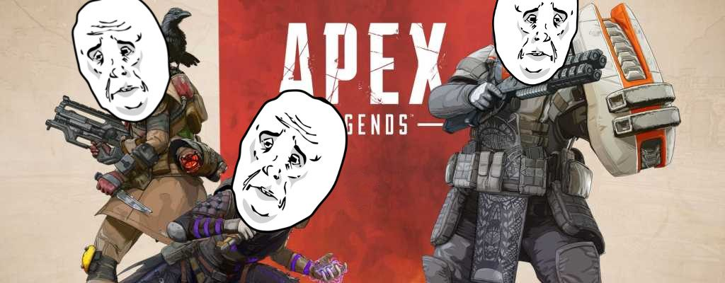 Apex Legends kein Battle Pass Enttäuschung TItel
