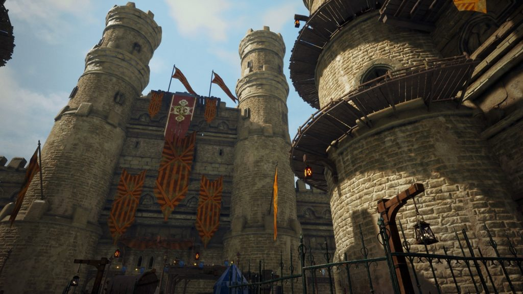 Burg in Ashes of Creation