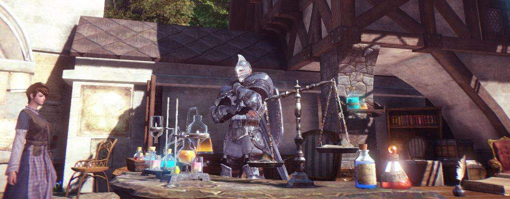 Astellia: Das wissen wir über das Crafting im neuen MMORPG