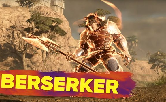 Bless Unleashed Berserker