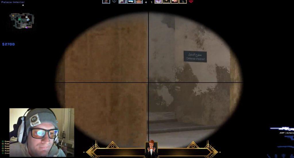 CSGO Faken Stream