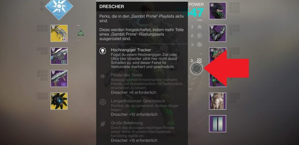 destiny 2 gambit-perks