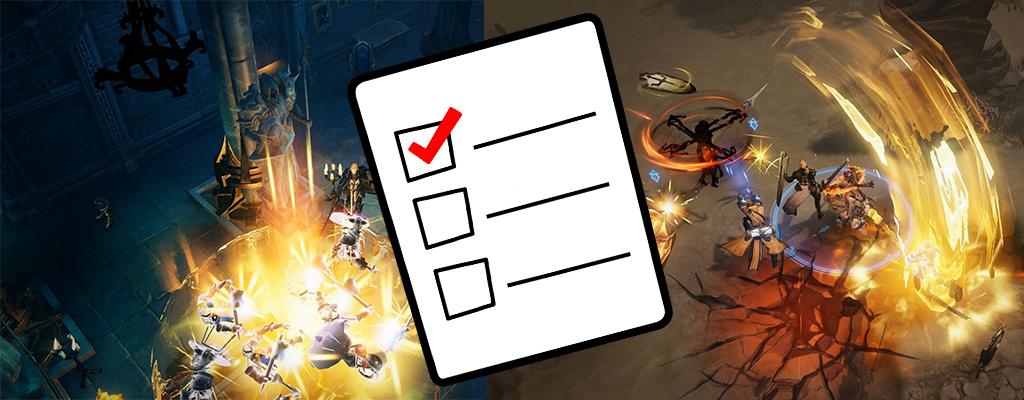 Werdet Ihr Diablo Immortal spielen oder habt Ihr etwa keine Phones?