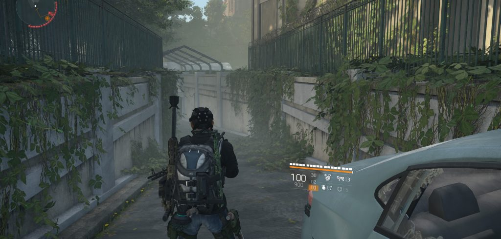 Division 2 mission 2 2